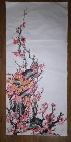 手绘真迹国画:无款20200121-07