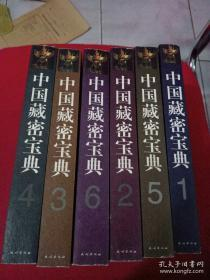 中国藏密宝典(全6册)