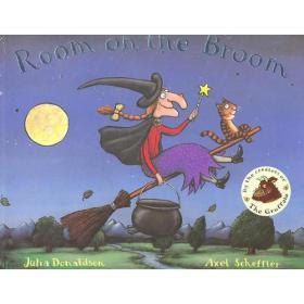 Room on the Broom 女巫扫帚排排坐