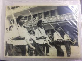 文革原版老照片-1970年春季中国出口商品交易会开幕