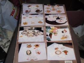 烹饪菜谱菜品照片(13张合售)L8