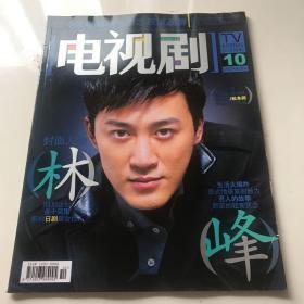 电视剧杂志 2009年第10期 林峰 阮经天