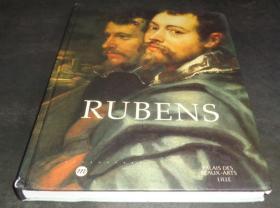 2手法文 Rubens 鲁本斯画册 320页 2004年 xgd48