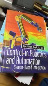 Control in Robotics and Automation  sensor-Based Integration机器人控制与自动化传感器集成