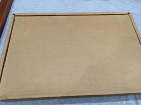 天朝衣冠:故宫博物院藏清代宫廷服饰精品展(8开豪华装,纸盒+精美函套,一版一印,包邮)