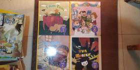 布朗儿童英语2.0 1-8共8本合售