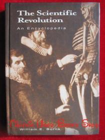 The Scientific Revolution: An Encyclopedia(英语原版 精装本)科学革命:百科全书