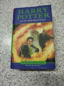 Harry Potter and the Half-Blood Prince(英文版   哈利波特与混血王子)