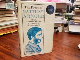 The Poems of Mathew Arnold(Longmans annotated English poets)