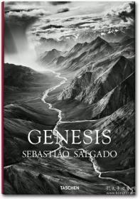 萨尔加多 创世纪 GENESIS SEBASTIAO SALGADO 精装大厚本