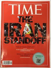 TIME 时代周刊 2020年 1月20日 NO.01 原版外文英文期刊