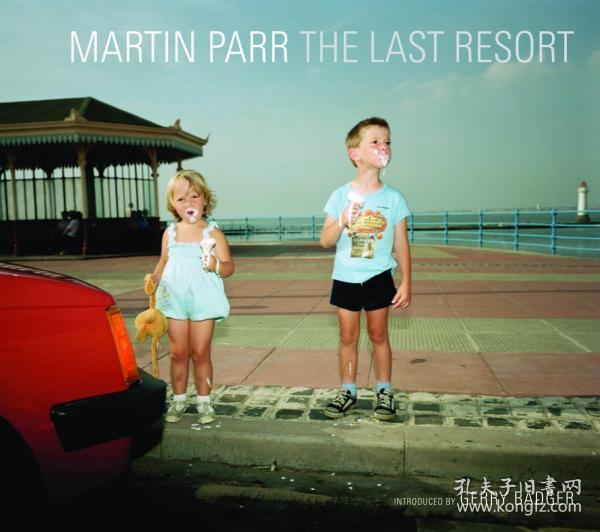 马格南首席摄影师 马丁·帕尔 纪实摄影系列 —— 最后的胜地  Martin Parr The Last Resort