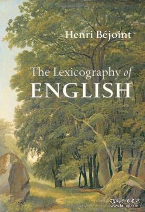 【包邮】The Lexicography Of English 2010年出版