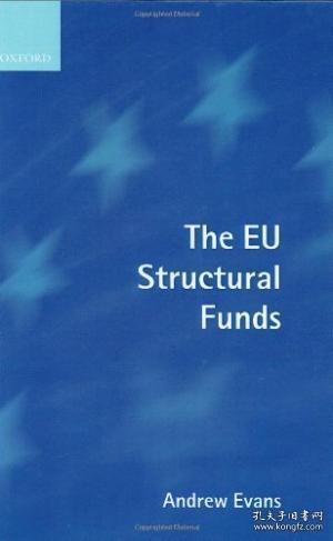 【包邮】The E.u. Structural Funds 1999年出版