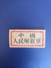 中国人民解放军胸章