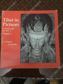 【现货包邮】Tibet in Pictures: A Journey into the Past 卷一