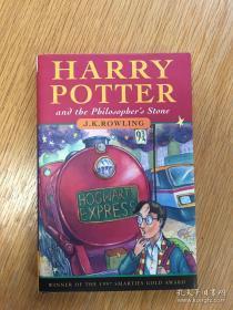 哈利波特与魔法石尼克勒梅版老版魔法石小丑版年轻巫师版首版精装harry potter and the pbilosober's stone