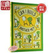 做一个机器人, 假装是我 英文原版 Can I Build Another Me? 吉竹伸介 开发想像力 培养心灵的思考力 哲思 认识自己 训练观察力