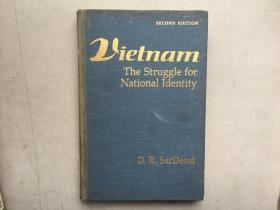 Vietnam: The Struggle For National Identity(英文原版,Second Edition)