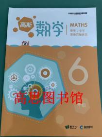 高斯数学思维突破体系(单本)  六年级/春季
