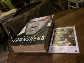 英文原版   Pete Townshend :  Who I Am