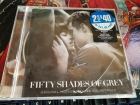 五十度灰原声CD 进口原版