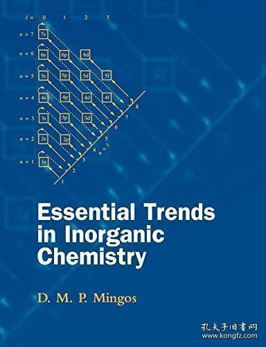 【包邮】Essential Trends In Inorganic Chemistry 1998年出版