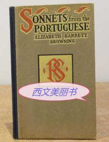【包邮】1909年版 《葡萄牙人十四行诗集》Sonnets from the Portuguese