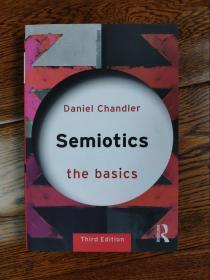 Semiotics: The Basics符号学基础(第三版) 原版书