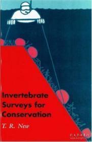 【包邮】Invertebrate Surveys For Conservation 1999年出版