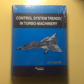 {正版现货}CONTROL SYSTEM TRENDS IN TURBO-MACHINERY