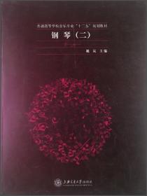 钢琴 二 姚岚 上海交通大学出版社 9787313089298