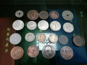 外国老钱币