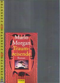 【优惠特价】原版德语小说 Traumreisende / Marlo Morgen【店里有许多德文原版书刊欢迎选购】