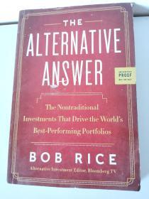 英文原版 :the alternative answer(另一种答案)