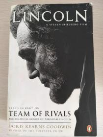 Team of Rivals: The Political Genius of Abraham Lincoln  【英文原版,插图丰富,品相佳】
