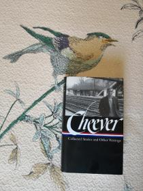 John Cheever Collected Stories 约翰·契弗短篇小说集 Library of America 美国文库