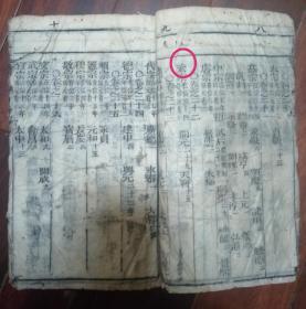 明版《鼎锲赵田了凡袁先生编纂古本历史大方纲鉴补》卷首卷一卷二