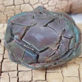 """玛瑙奇石,极为罕见和难得,""""小乌龟""""""""小甲骨文""""极品奇石,,极为罕见可遇不可求值得永久收藏"""