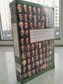 Constitutional Law and Politics  7th edition   【英文原版,品相佳】