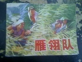 雁翎队  人民美术出版社