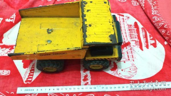 铁皮汽车玩具