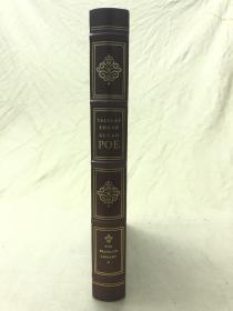 Franklin library小牛皮限量本 : Tales of Edgar Allan Poe 《爱伦坡小说集》 极品小牛犊皮限量豪华插图版 FL出品第一部初版本 品相上佳