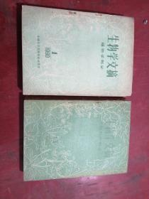 生物学文摘—植物学部分1960年1至21期(缺22.23.24期)