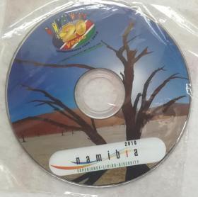 namibia(纳米比亚共和国)(光盘)