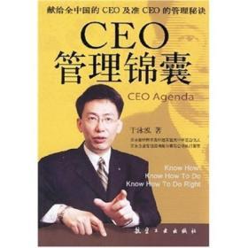 CEO管理锦囊
