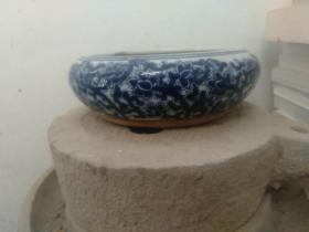 瓷盆(有小伤)