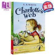 英文原版 Charlottes web 夏洛的网 夏洛特的网 英语小说书 阅读学习 可搭 where the wild things are 谁动了我的奶酪 暑期书单
