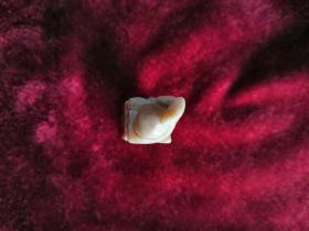 寿星公印钮印章石章素章胚子  包邮挂刷