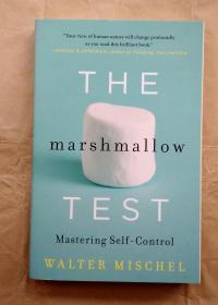 The Marshmallow Test: Mastering Self-Control [正版转让]